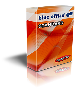 blue office Auftrag, Standard-Version